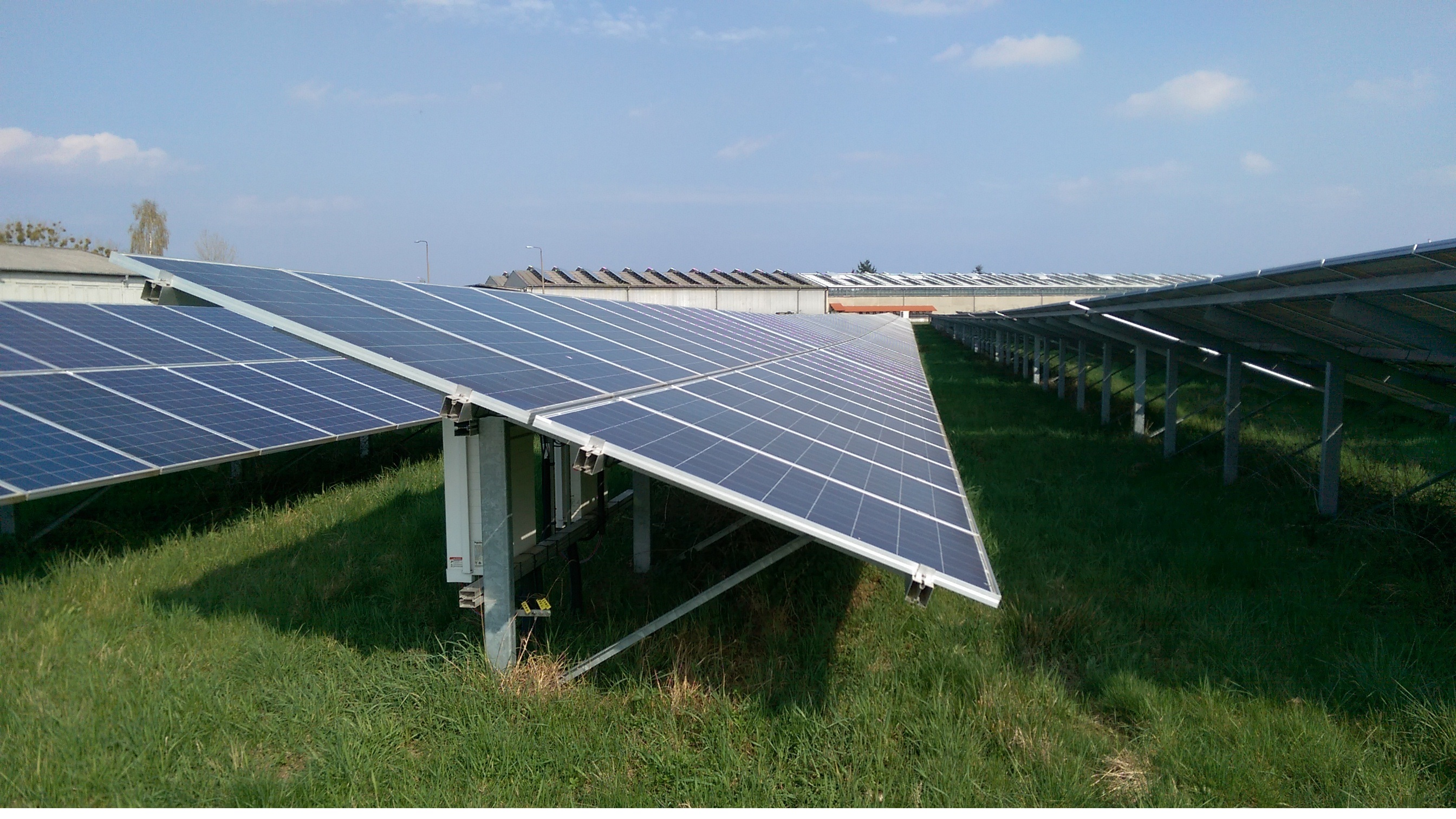 13.09.2016 - Next acquisition of pv park (1.6 MWp) completed