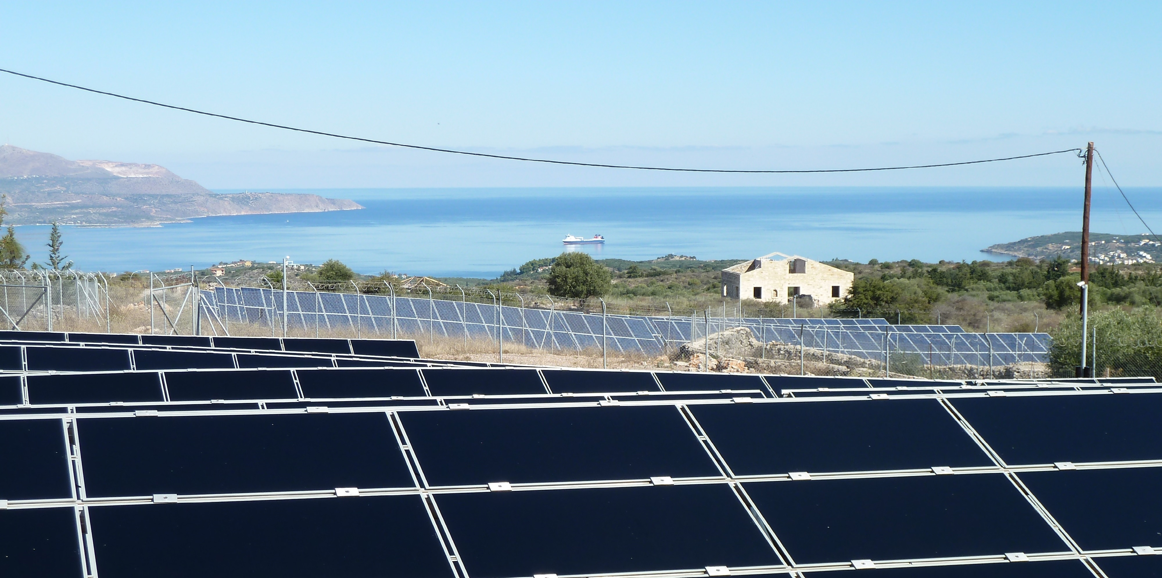 05.03.2019 – PV plants in Greece: Successful solar year 2018